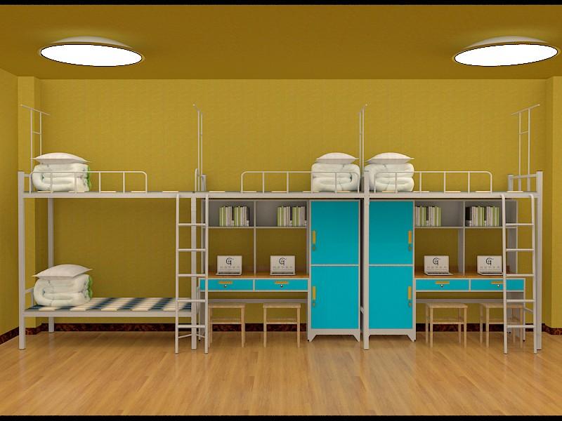 学生公寓床定制-桂林生命与健康职业技术学院