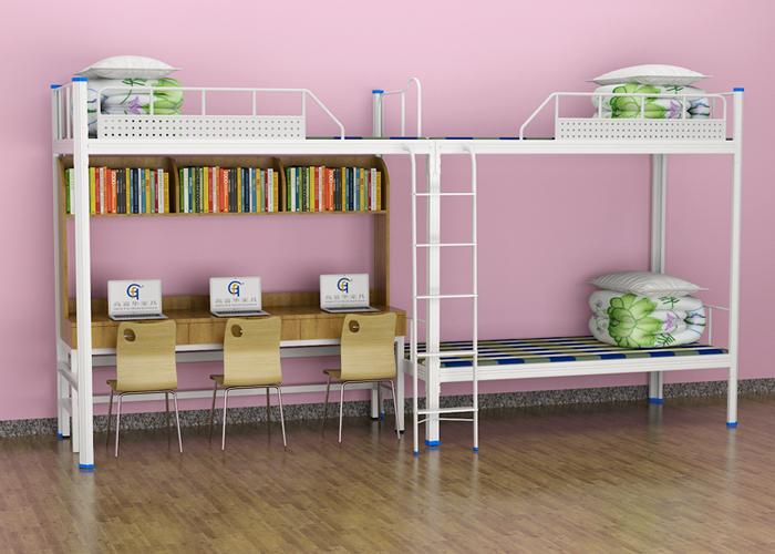 双层公寓床-GH-G-038