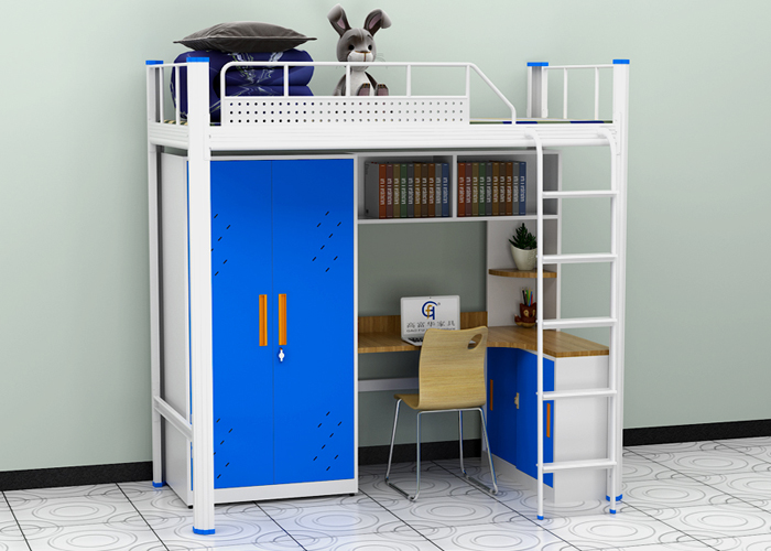 学生公寓床-GH-G-004