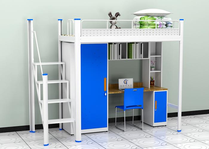 单人公寓床-GH-G-010