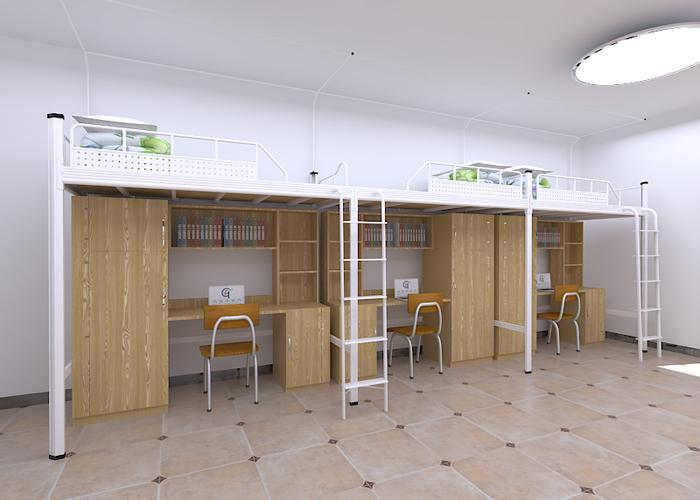 学生宿舍公寓床-GH-G-080