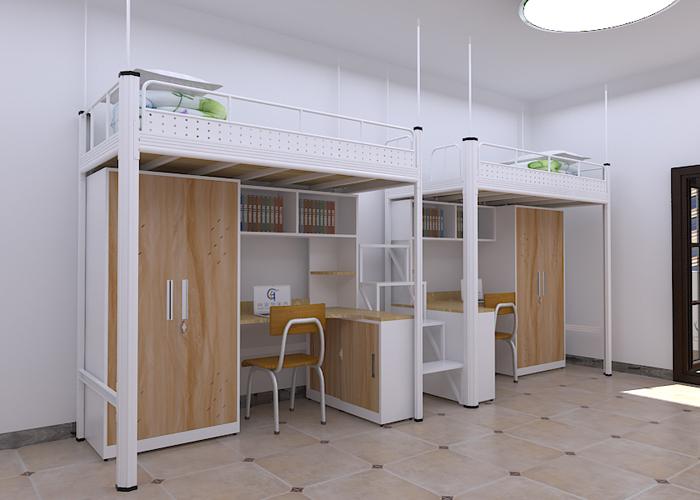 宿舍公寓床-GH-G-075