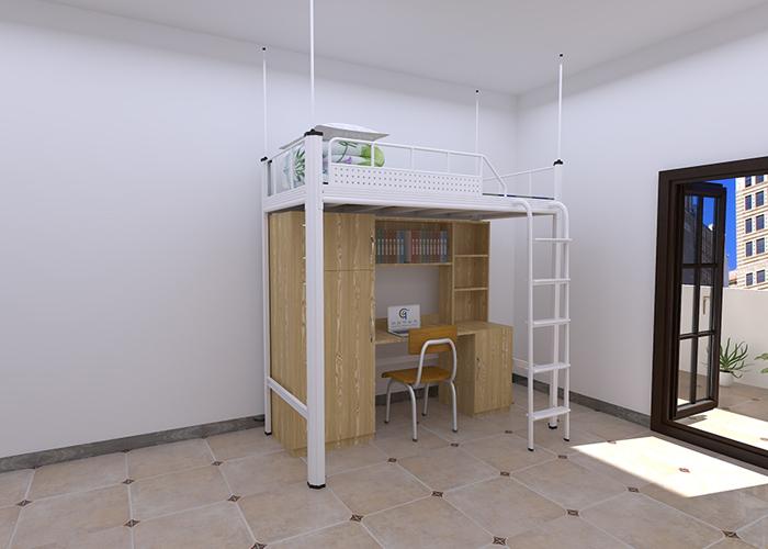 学生宿舍床-GH-G-061