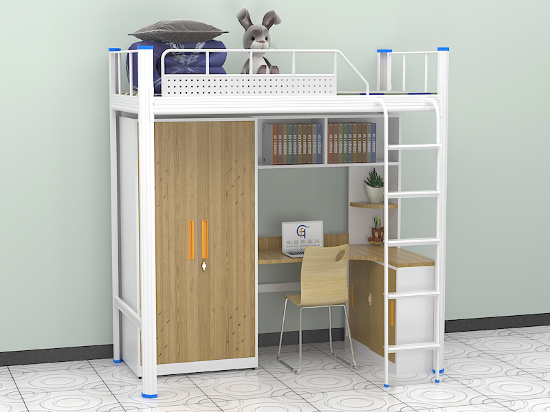 学生公寓床生产厂家哪个好?
