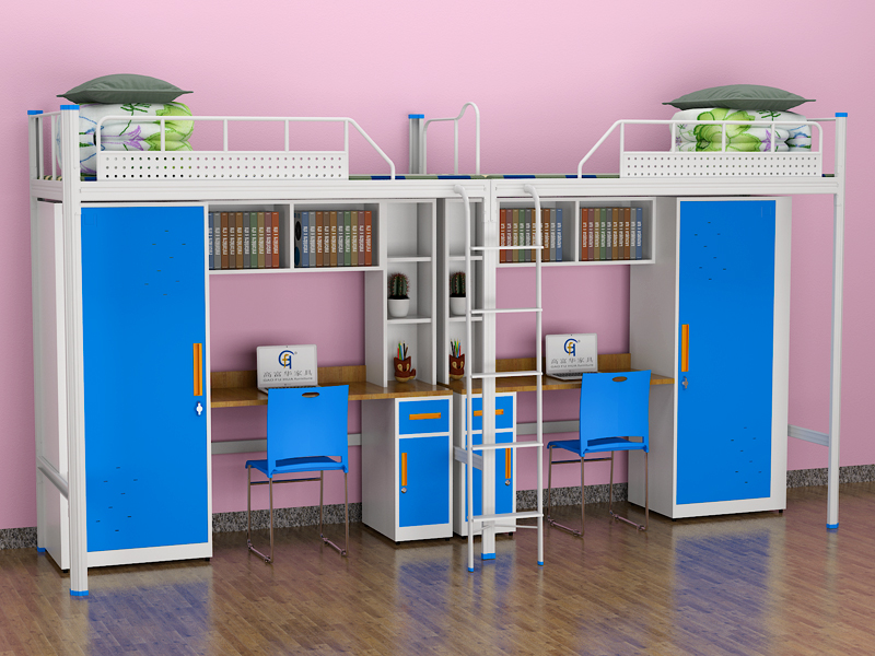 如何辨别公寓床厂家直销的单人公寓床优劣之分呢?
