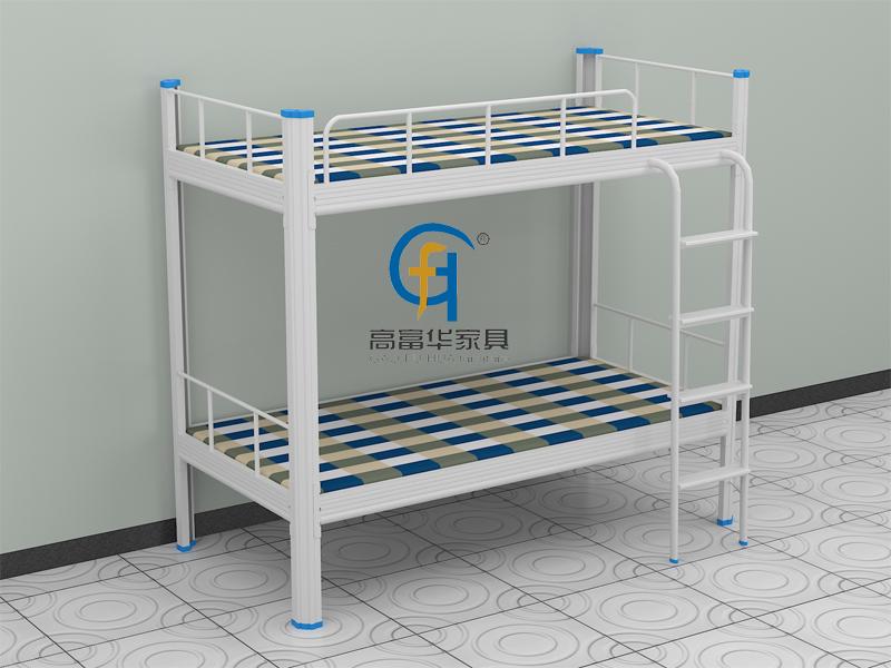 东莞附近哪里有双层铁床买?上下铺铁床哪里有买的?
